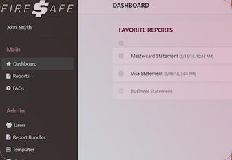 Firesafe interface
